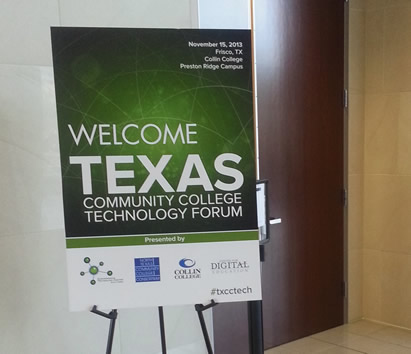 Texas Community College Technology Forum