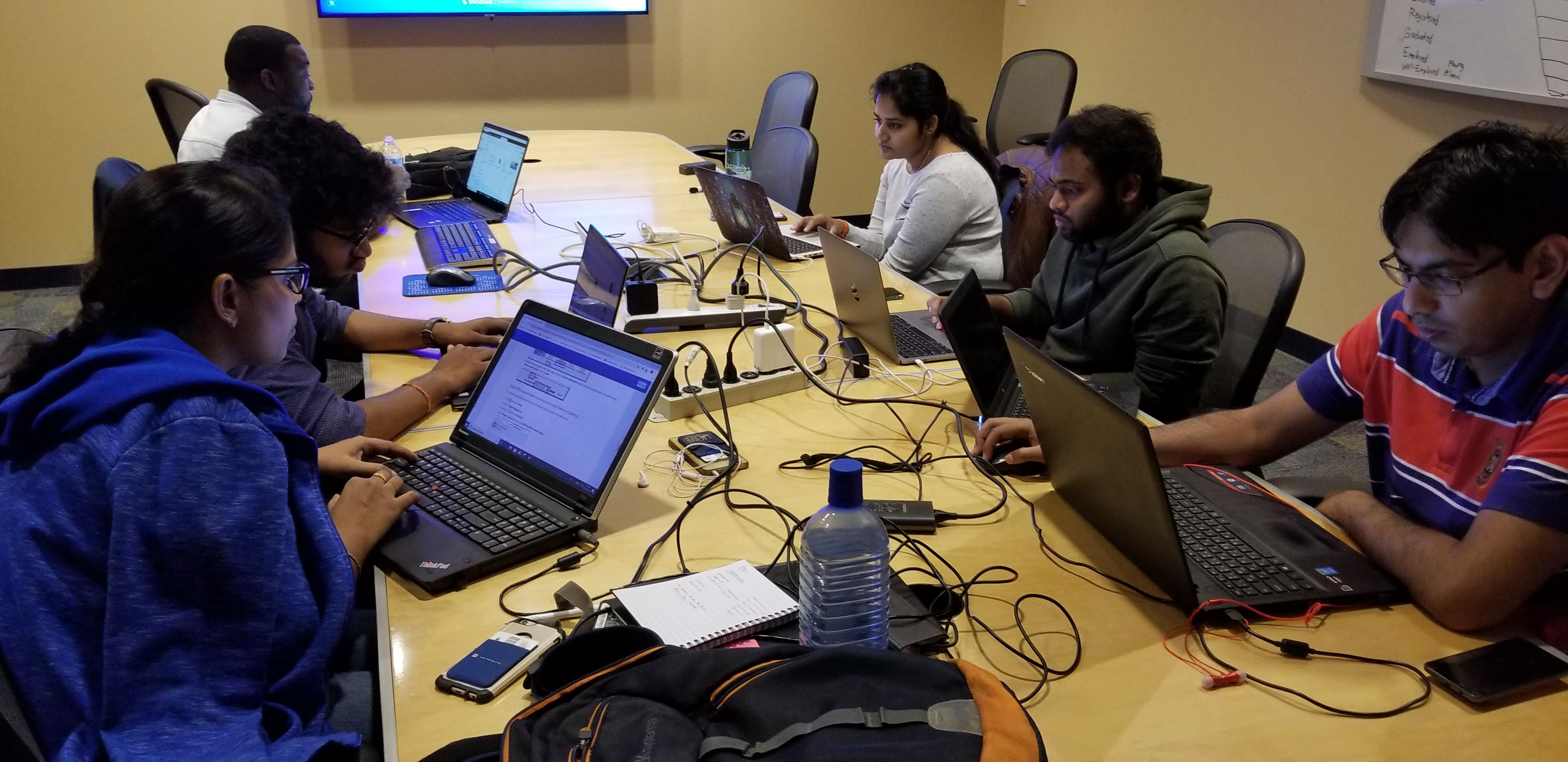 Second Weekend TAMUC Salesforce Hackathon